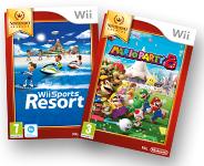 Wii Mini games